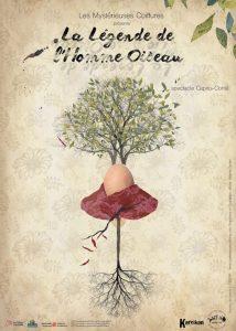 La Légende de l'homme oiseau - Les Mystérieuses Coiffures @ Martignas Sur Jalle (33)